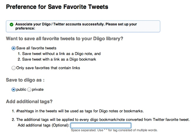 Diigo Social Book Marking
