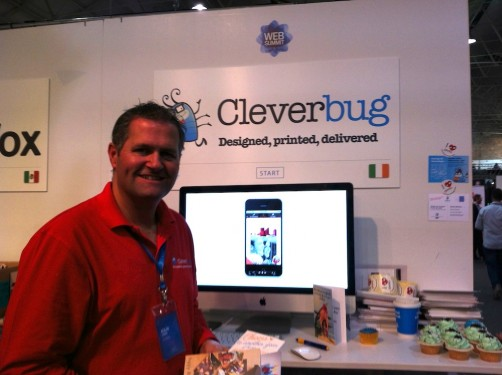 Dublin Web Summit - Cleverbug