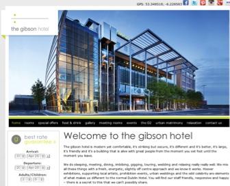 Gibson Website