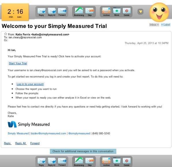 Baydin email game