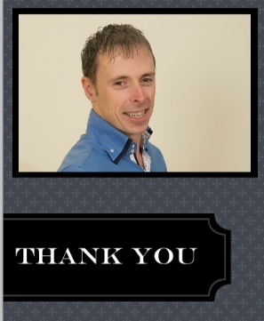 Fodor Thank You Card
