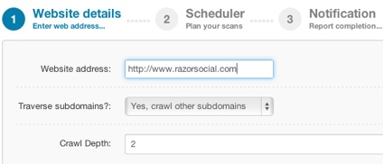 Socialcrawlytics setup