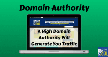 DOmain authority generate traffic