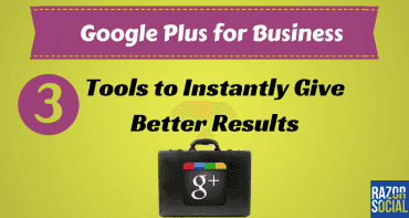 Google Plus for Business - big