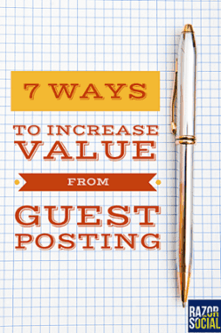 Guest posting value