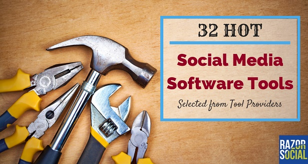 32 Tools providers discuss their favorite social media software