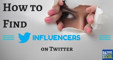 Twitter influencers - big