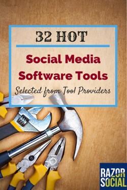 social media software tools
