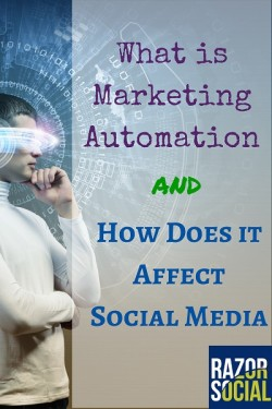 marketing automation social media