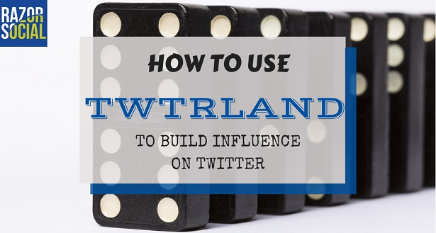 How to Use Twtrland to Build Influence on Twitter