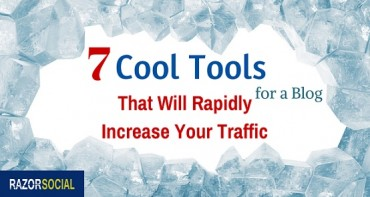 cool tools for a blog