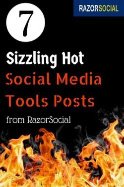 social media tool posts