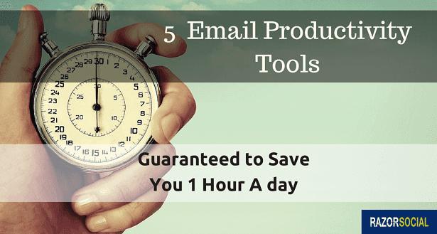 Email Productivity Tools - big