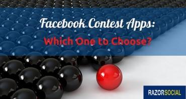 facebook contest apps - big