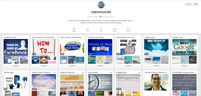 razorsocial on Pinterest