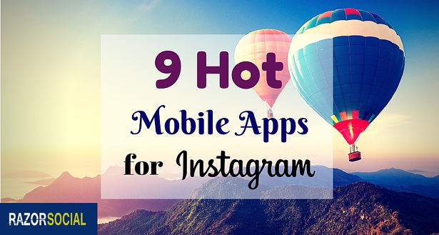 mobile apps instagram