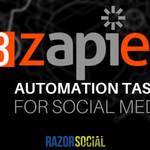 23 Zapier Automation Tasks for Social Media
