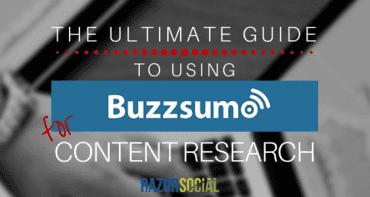 Use BuzzSumo for Content Research (landscape)