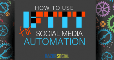 Use IFTTT For Social Media Automation (landscape)
