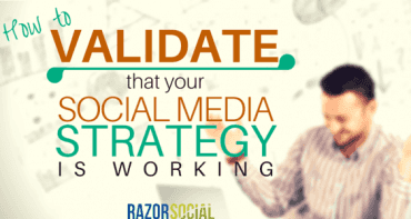 Validate if Your Social Media Marketing Strategy is Working (landscape)
