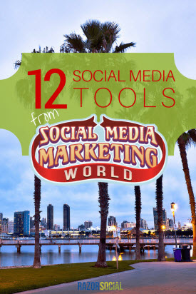 Social media marketing guide - 12 key tools