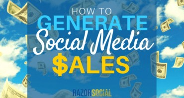 How to Generate Social Media Sales (landscape)