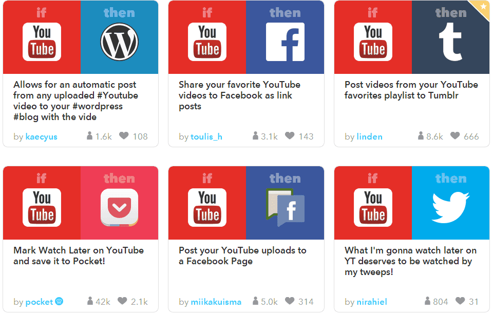IFTTT: How to use IFTTT for social media automation