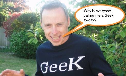 Am I a geek?