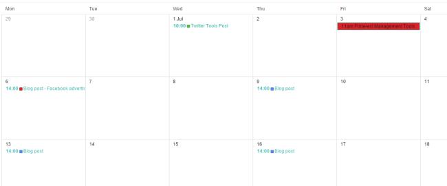 Google Calendar 6