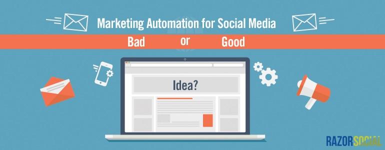 Marketing automation good or bad idea