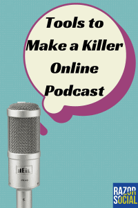 Podcast software