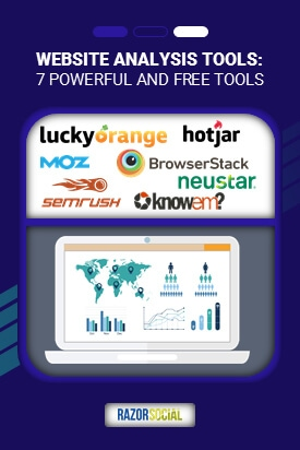 Website Analysis Tools / Website Analysis: 7 Powerful and Free Tools