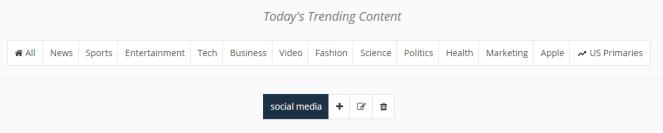 Social Media Trending on BuzzSumo2(663)