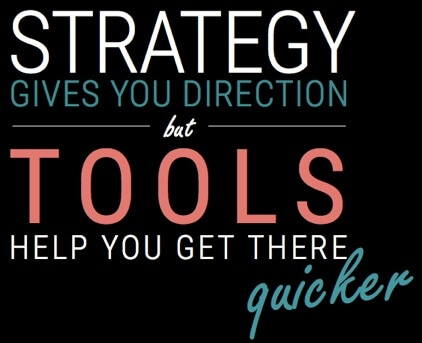 Strategy gives direction