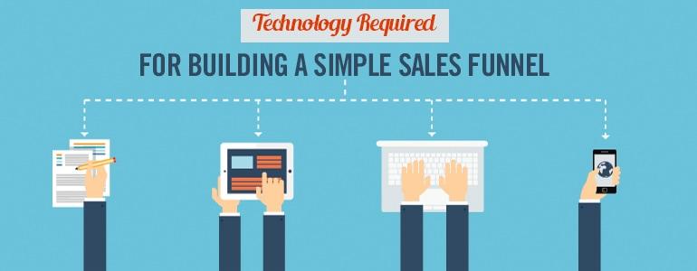 Building sales funnel