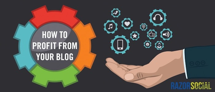 How to Profit from Your Blog