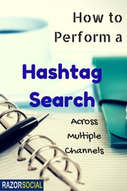 hashtag search